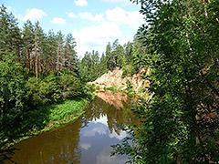 Salatsi jõgi (Salaca) ülemjooks
