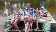 Vanaisaga Koiva jõel